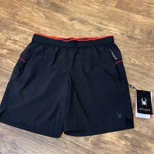 Spyder Active Shorts